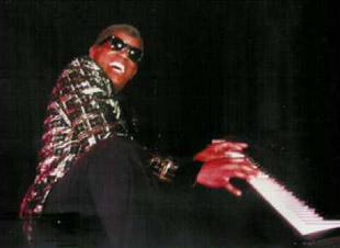 Ray Charles look-alike