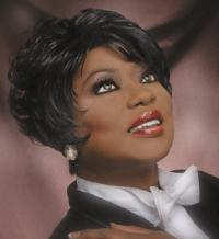 Sarah Vaughan look-alike