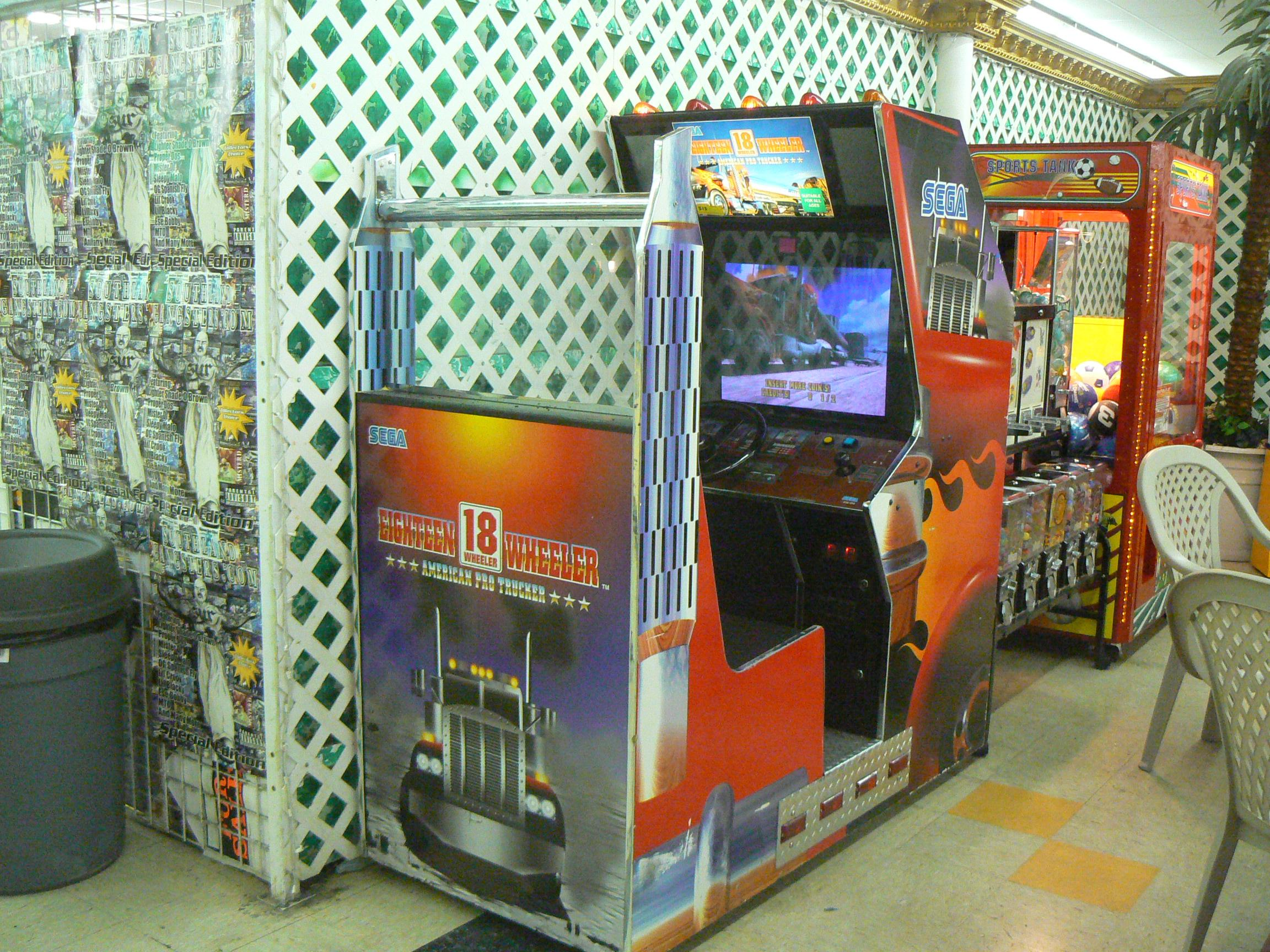 Arcade Amp Video Games The Entertainment Contractor