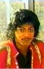 Little Richard look-alike