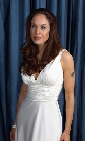Angelina Jolie Lookalike
