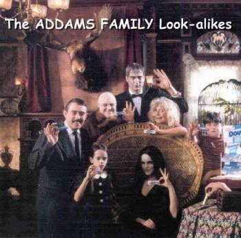 Morticia Addams (Addams Family)