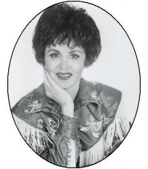 Patsy Cline look-alike