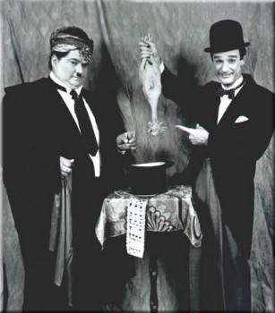 Laurel & Hardy Look-Alikes