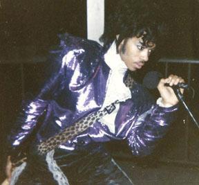 Prince look-alike