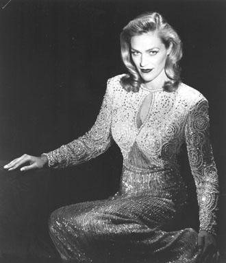 Lauren Bacall look-alike
