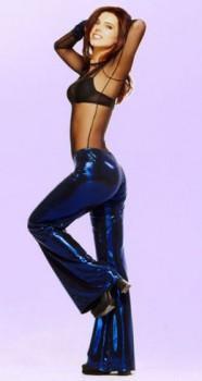 Shania Twain look-alike