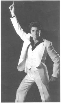 John Travolta look-alike