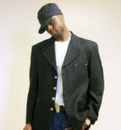 Usher impersonator
