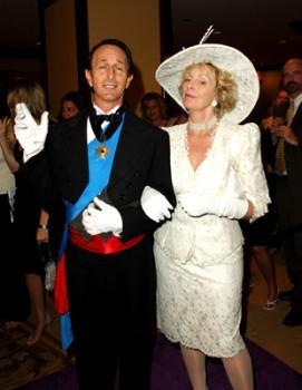 Prince Charles look-alike