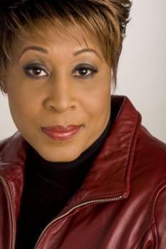 Whitney Houston look-alike