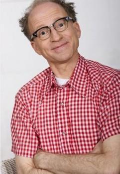 Woody Allen look-alike