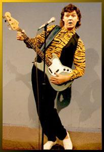 Paul McCartney look-alike